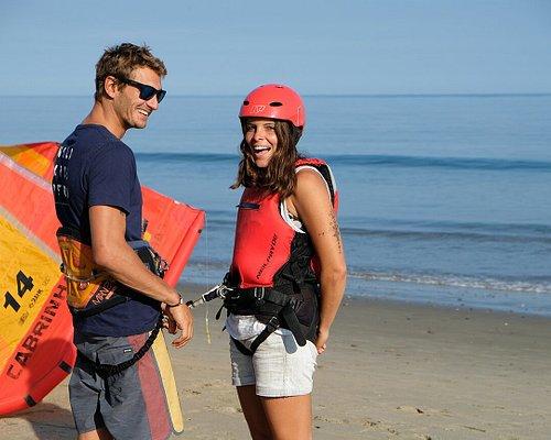 Learn with the raddest kitesurf team!