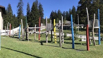 Spielplatz Schulhaus Lenzerheide
