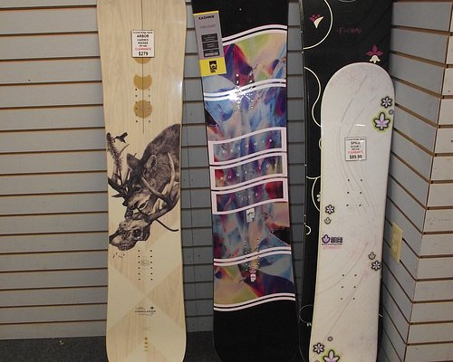 NH - DOVER - COVERED BRIDGE SPORTS - SNOWBOARDS