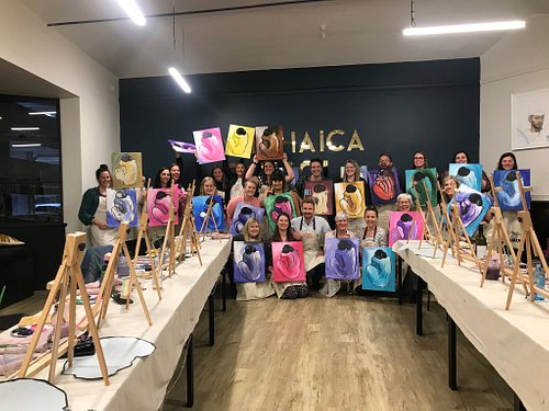 We had such a fun night at Archaica Schola! Hamish was heaps of fun and had lots of great tips. Can't wait to go back again! Fantastic spot for something a bit different for girls night.