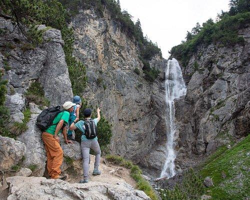 Wasserfall Sanaspans