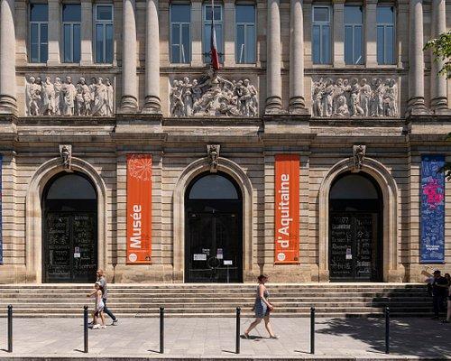 Musée d'Aquitaine, Bordeaux. Photo : L. Gauthier, mairie de Bordeaux
