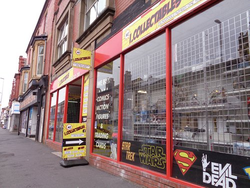 I Collectables, Blackpool