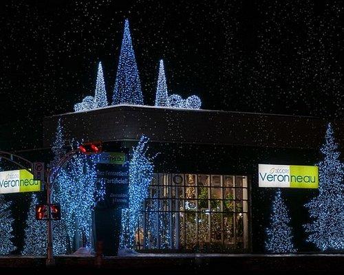 Décors Véronneau shop on Christmas