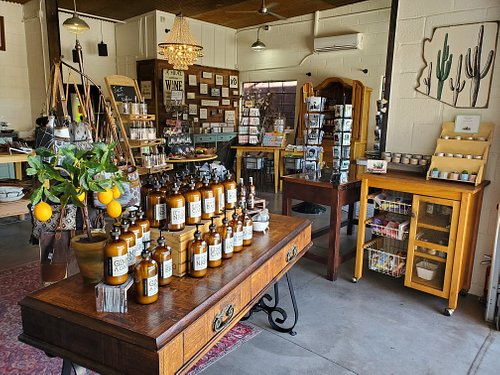 Beautifully and personally curated items await visitors to Bananas in Old Town.
