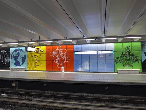 Brussels Metro: Heysel