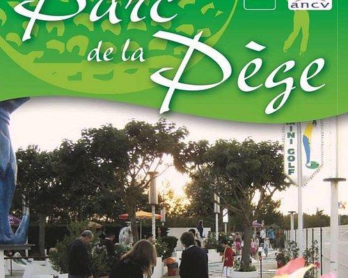 Parc de la Pège Logo