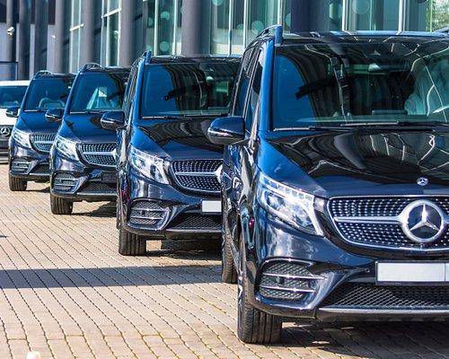 Mercedes Benz Metris up to 6 passengers