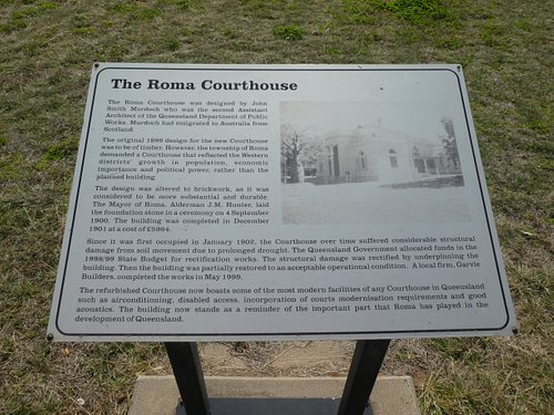 Roma Courthouse