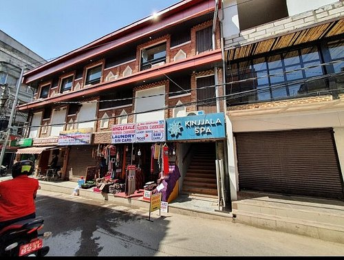 We are shifted opposite of Marshyangdi hotel, way to Vaishali hotel.