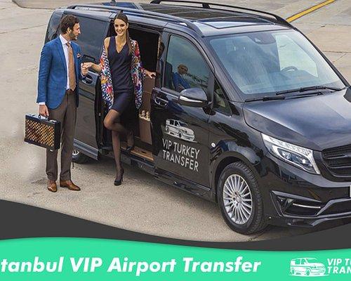 Istanbul VIP Airport Transfer