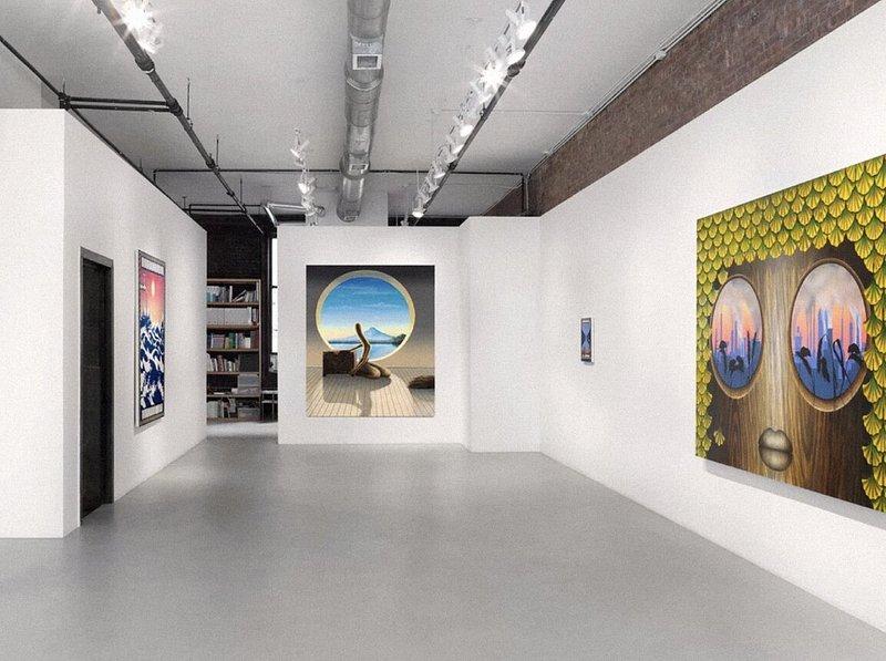 Simone Shubal Gallery Lower East Side
