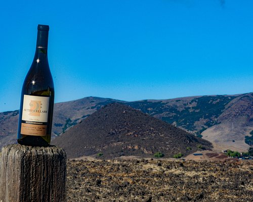 Autry Cellars Chardonnay and Islay Peak in the Edna Valley