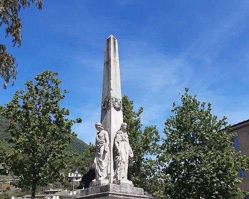 Monumento della Riconoscenza - Sondrio.
