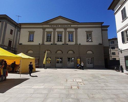 Teatro Sociale - Sondrio.