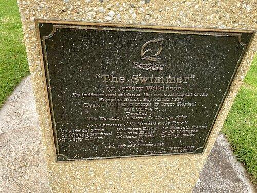 The Bronze Plaque