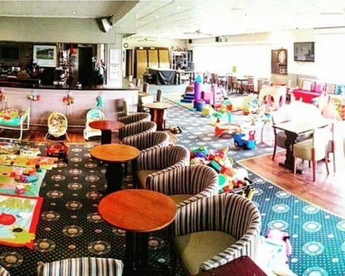 Peekaboo Play Cafe - Interior Stay and Play Cafe for 0 to 4 year olds North Holmwood Sports Club