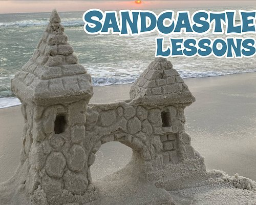 Sandcastle Lessons on Panama City Beach