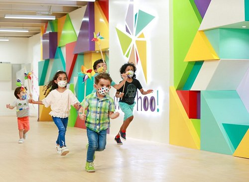 At Woo-hoo!, we fuel this enthusiasm by providing children with an engaging space that enables them to acquire new knowledge while having tons loads of fun.