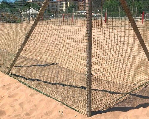 Spielplatz Strand Bibione