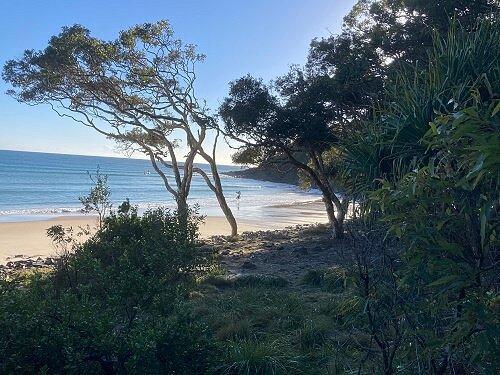 Tee Tree Bay Beach