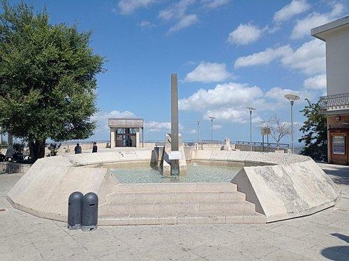 Fontana Giò Pomodoro