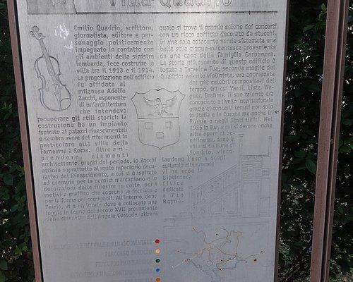 Villa Quadrio - Sondrio.