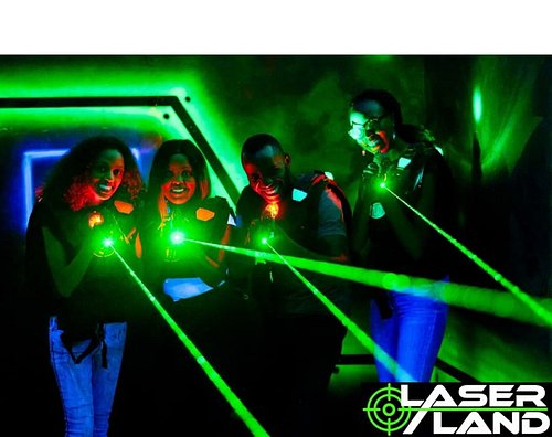 Come and join us for some lasertag fun