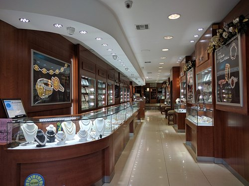 Your favorite jeweler