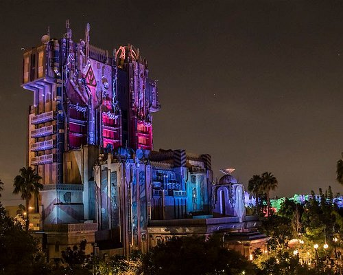 Guardians of the Galaxy - Monsters After Dark at Disneyland Park