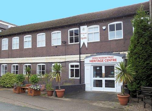 Heritage Centre front entrance
