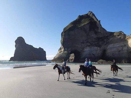 Wharakiki Beach Trek