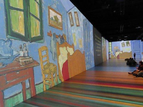 Beyond Van Gogh Vincent's room