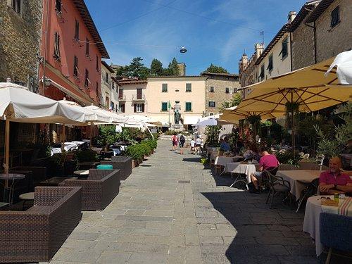 Locali nel centro storico