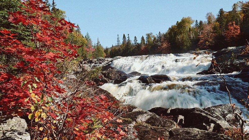 Lake Superior Provincial Park rapids