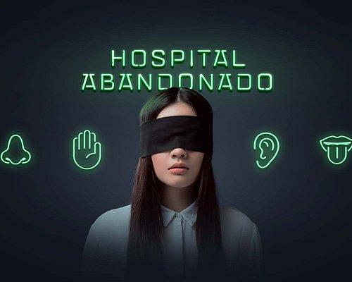Hospital Abandonado (Show Inmersivo)  3-6 jugadores. Edad mínima: 16+ años con un adulto