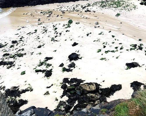 Gorgeous white sandy beaches