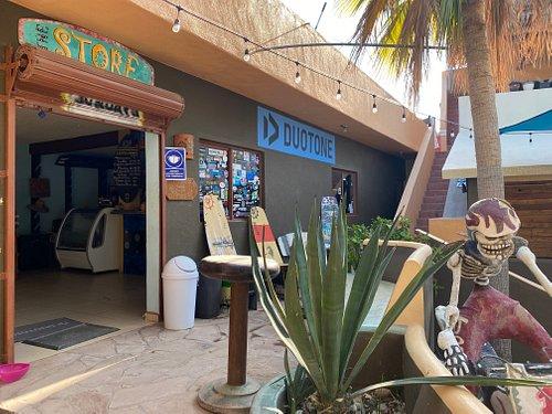 Elevation Kiteboarding store at Baja Joe's, La Ventana, BCS, Mexico. Opens soon in October !