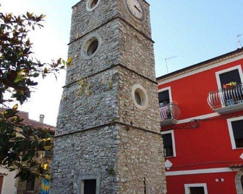 Torre Campanario Sanza