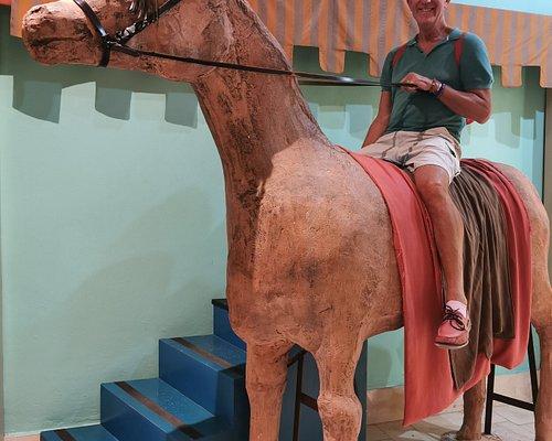 El caballo y el jinete.