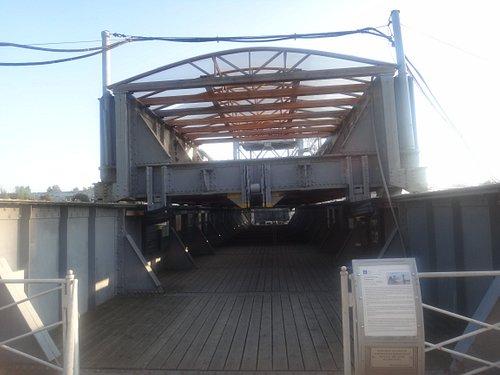 1-й Кёнигсбергский ж/д мост через р. ПреголюИнфо