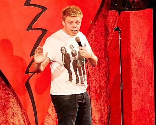 Rob Beckett at The Covent Garden Comedy Club
