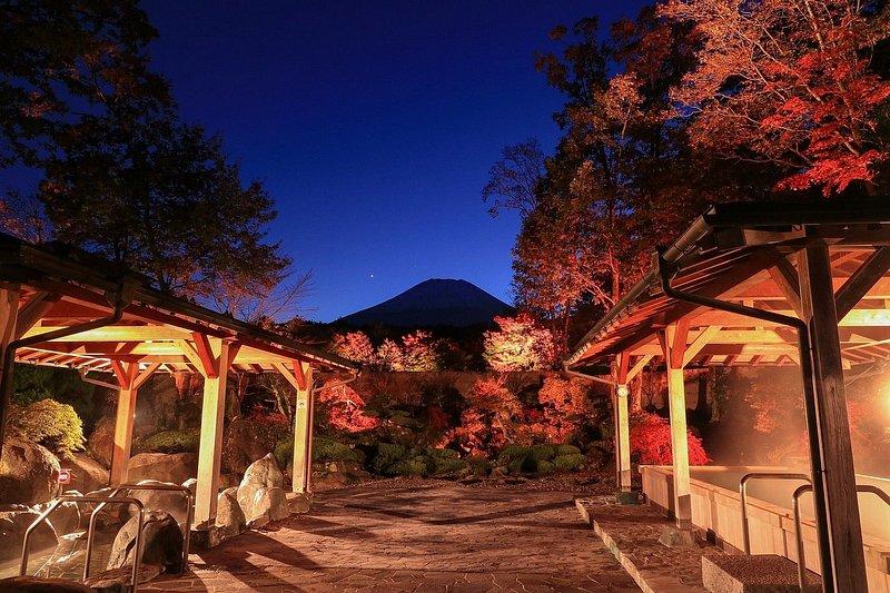 山中湖温泉