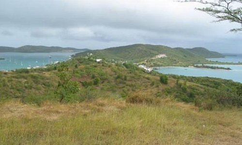 If you're looking for a more natural experience - Culebra may be for you!