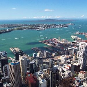 "Aucklands last volcano ""Rangitoto island"