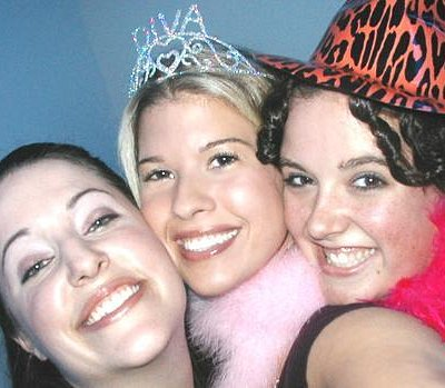My bachelorette party at Limelight