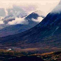 Slopes of Buchaille Etive Mhor