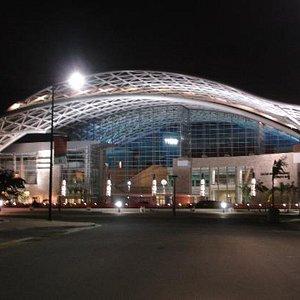 Puerto Rico Convention Center in Miramar (near Panamerican Dock)