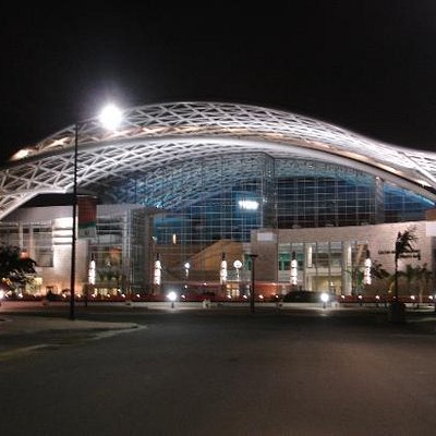 Puerto Rico Convention Center in Miramar (near Panamerican Dock)