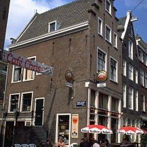 Cafe Chris Bloemstraat